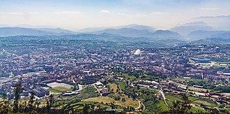 Oviedo - Panoramic view of Oviedo