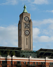 The Oxo Tower, Lonodn