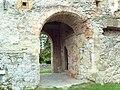 Ozalj-Burg-Stari Grad-Duchgang.JPG