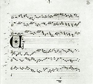 Medieval music - Pérotin's Viderunt omnes, ca. 13th century.