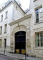 P1030658 Paris V rue Tournefort immeuble n°16 rwk.JPG