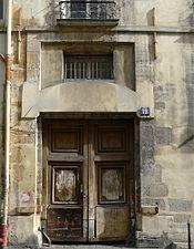 Hotel Rue Malher Paris