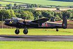 "PA474-KC-A Lancaster BBMF ""Thumper III"" (29558699891).jpg"