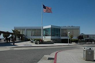 Pittsburg, California - Pittsburg/Bay Point BART Station