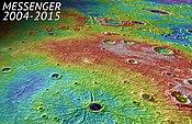 PIA19450-PlanetMercury-CalorisBasin-20150501