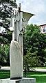 PL-PK Mielec, rzeźba Rodzina (Sergiusz Tumanian 1979) 2016-08-24--11-21-06-002.jpg