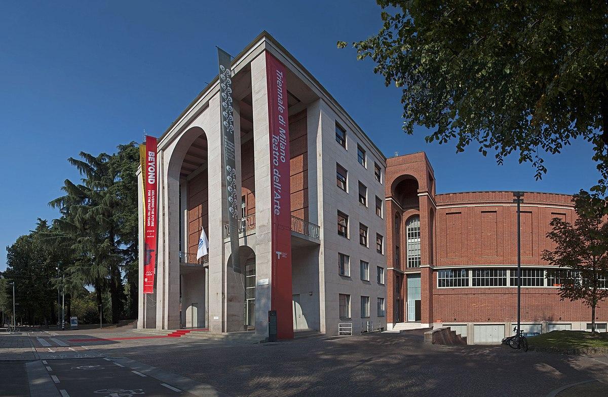 Triennale di milano wikipedia for Designer a milano