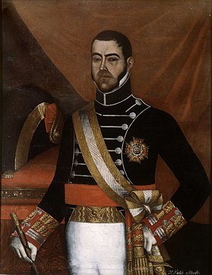 Royalist (Spanish American independence) - Image: Pablo Morillo y Morillo