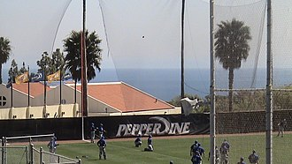 Pepperdine Waves - Eddy D. Field Stadium