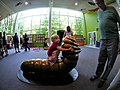 Pacific Science Center Seattle- child riding caterpillar.jpg