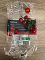 Package of cherry vine tomatoes by Waitrose in Glasgow.jpg