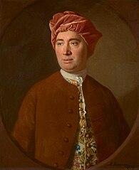 David Hume, 1711 - 1776. Historian and philosopher
