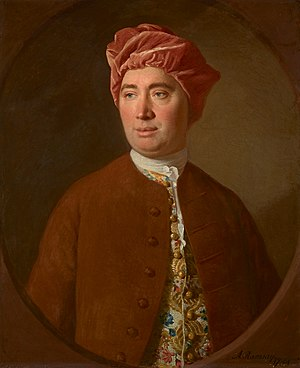 David Hume - Image: Painting of David Hume