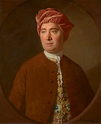 Portrait of David Hume, by Allan Ramsay, 1754 Painting of David Hume.jpg