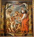 Painting of tapestry for the Convent of Las Descalzas Reales, workshop of Peter Paul Rubens, c. 1625, oil on canvas - John and Mable Ringling Museum of Art - Sarasota, FL - DSC00501.jpg