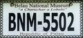 Palau license plate X BNM 20XX b.png