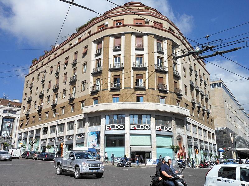 Architettura fascista thread iconografico e fotografico for Architettura fascista