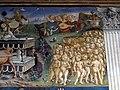 Palazzo schifanoia, salone dei mesi, 05 maggio (f. del cossa e aiuti), trionfo di apollo 03.JPG
