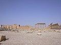 Palmyra (Tadmor), Baal-Tempel (38707082441).jpg