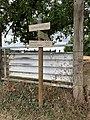 Panneau Randonnée Mulatière Route St Genis St Cyr Menthon 3.jpg
