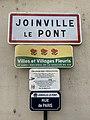 Panneau entrée Joinville Pont Rue Paris - Joinville-le-Pont (FR94) - 2020-08-24 - 1.jpg