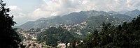Panoramic view of Mussoorie, Uttarakhand.jpg