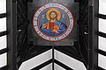 Pantocrator and roof, Church of St Elisabeth the New Martyr.jpg