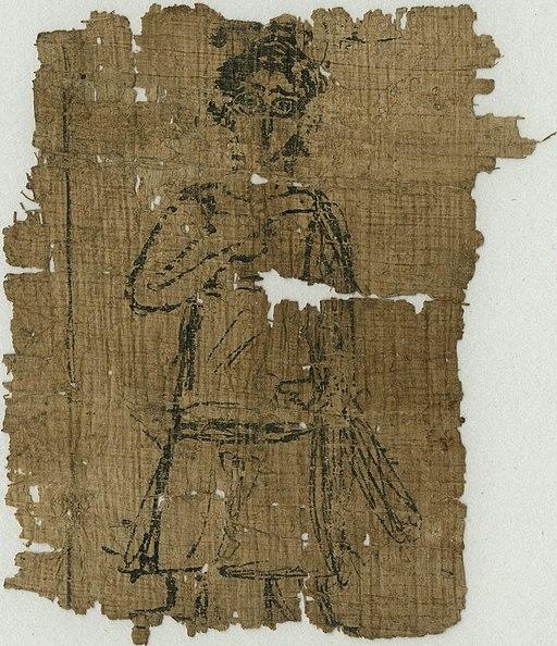 Papyrus Oxyrhynchus 2652 - Menander, Agnoia