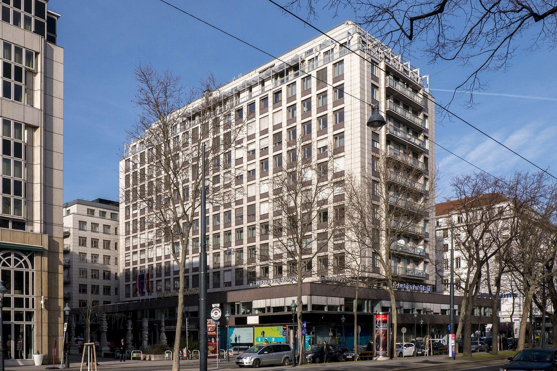 Hotel Am Parkring Wien