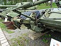 Parola Tank Museum 127 - T-72 M1 + KMT (26793860569).jpg
