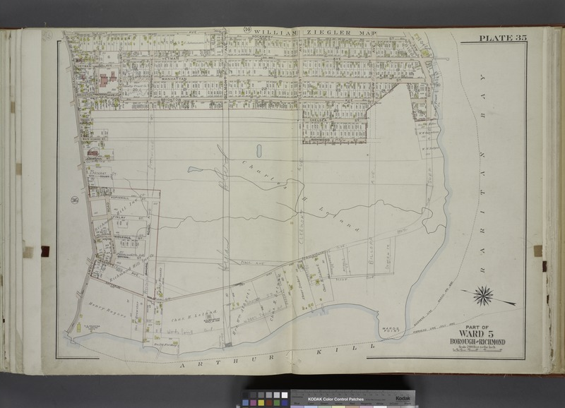 File:Part of Ward 5. (Map bound by Sleight Ave, Rockaway St, Surf Ave, Bulkhead Line, Amboy Road) NYPL1646302.tiff