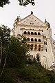 Parte trasera del castillo de Neuschwanstein - panoramio.jpg