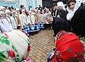 Participation of the President of Ukraine in the festive Christmas liturgy in Saint Sophia, Kiev 13.jpeg