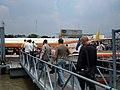 Passengers boarding Chao Praya ferry.JPG