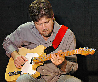 Pat Bergeson American guitarist and harmonica player
