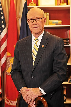 Pat Roberts - Image: Pat Roberts official Senate photo