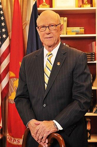 Pat Roberts - Image: Pat Roberts official Senate photo