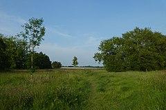 Út a Knavesmire szélén (földrajzi hely: 6511335) .jpg
