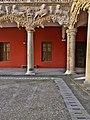 Patio del Palacio del Infantado, Guadalajara. Esquina.jpg