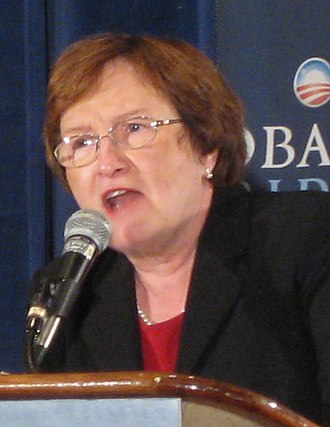 Secretary of Agriculture of Iowa - Image: Patty Judge (cropped)