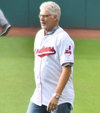 Paul Assenmacher - Assenmacher at Progressive Field in 2015