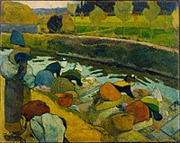 Paul Gauguin - Washerwomen - Google Art Project.jpg