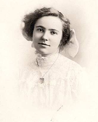 Pauline Alderman - Alderman in 1911