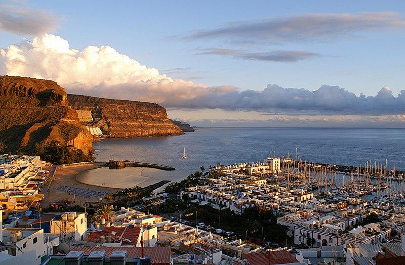 Puerto de Mogán, Gran Canaria, Canarias
