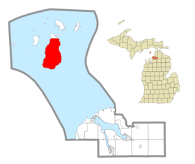 Peaine Township, MI location.png
