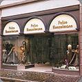 Pelze Kunzelmann, Freiburg im Breisgau, Herrenstraße, nach dem Umbau, 1983.jpg