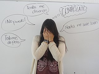 Pensamientos de la fobia social