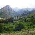 Peri corse vue du village et ses abords au printemps.jpg