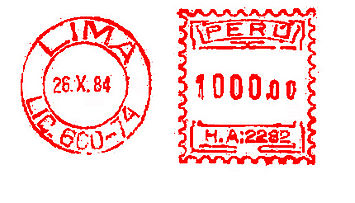 Peru stamp type BE4.jpg
