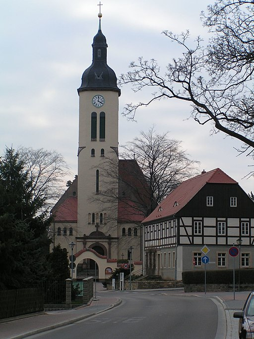 Pesterwitz Kirche